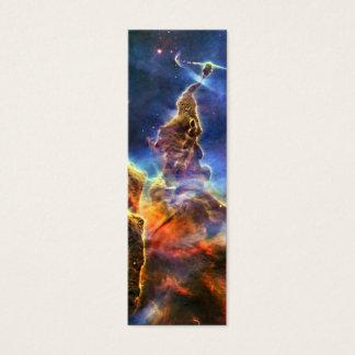 Carina Nebula (Hubble Telescope) Mini Business Card
