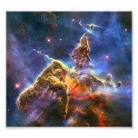 Carina Nebula (Hubble Telescope) Photo Print