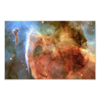 Carina Nebula Keyhole Detail Space Photo