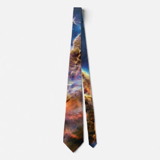 Carina Nebula Mystic Mountain Detail Tie