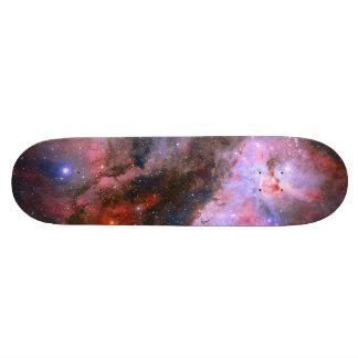 Carina Nebula - Our Breathtaking Universe Skate Deck