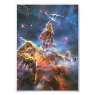 Carina Nebula Photographic Print