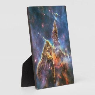 Carina Nebula Plaque