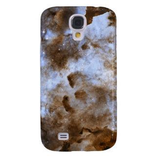 Carina Nebula Star-Forming Pillars Galaxy S4 Case