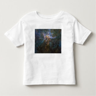 Carina Nebula Star-forming Pillars Toddler T-Shirt