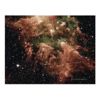 Carina Nebula Star Postcard