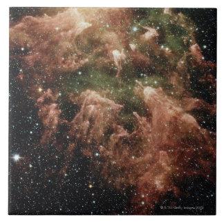 Carina Nebula Star Tile