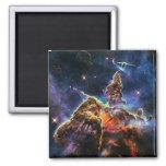 Carina nebulae in space NASA Magnets