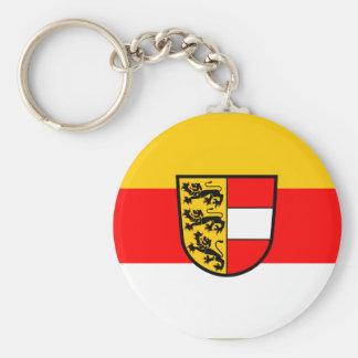 Carinthia, Austria Key Ring