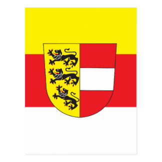 Carinthia Flag Postcards