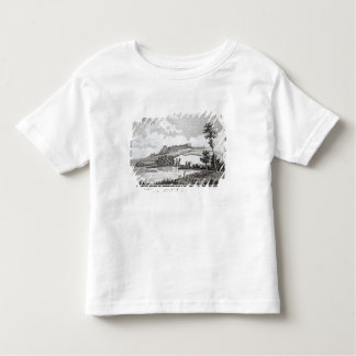 Carisbrook Castle, in the Isle of Wight Toddler T-Shirt