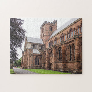 Carisle Cathedral Jigsaw Puzzle