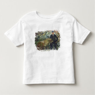 Carl Hagenbeck  in His Zoo, 1911 T Shirt