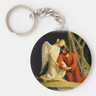 Carl Heinrich Bloch - Gethsemane Key Ring