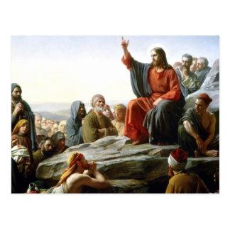 Carl Heinrich Bloch - Sermon on the Mount Postcards
