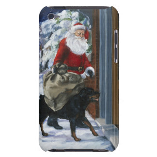 Carl Helping Santa Claus from <Carl's Christmas> b Barely There iPod Cases