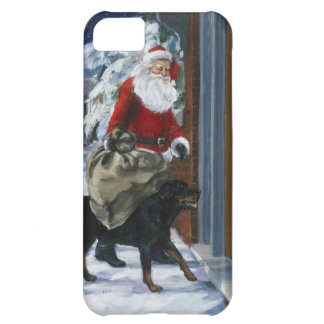 Carl Helping Santa Claus from <Carl's Christmas> b iPhone 5C Case