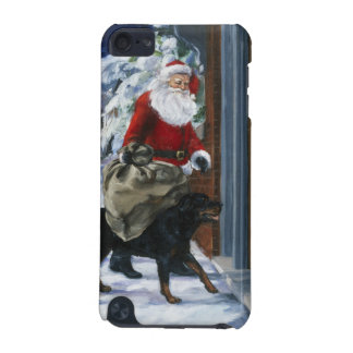 Carl Helping Santa Claus from <Carl's Christmas> b iPod Touch 5G Cases
