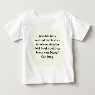 carl jung quote baby T-Shirt