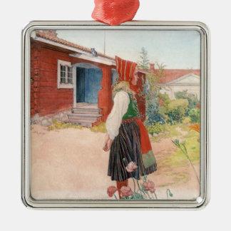 Carl Larsson  The Falun Home Christmas Ornament