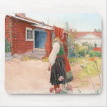 Carl Larsson - The Falun Home Mouse Pads
