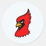 Carla Cardinal Sticker