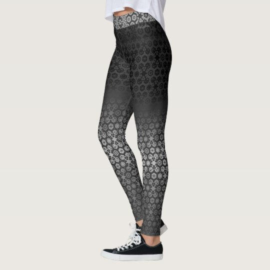 Carlalicious Love Lace Leggings