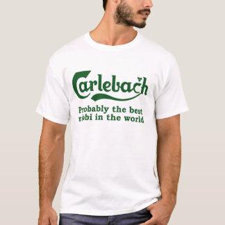 Carlebach - the best rabbi in the world T-Shirt