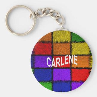 CARLENE KEY RING