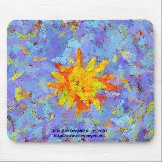 Carle's Sun Mouse Pad