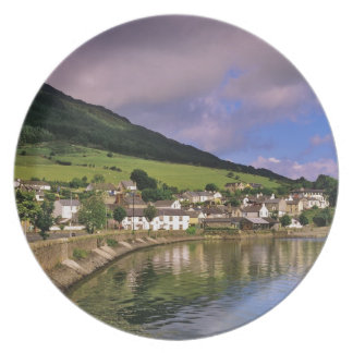 Carlingford, Ireland Plate