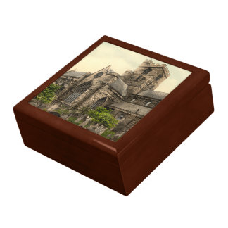 Carlisle Cathedral Cumbria England Jewelry Boxes