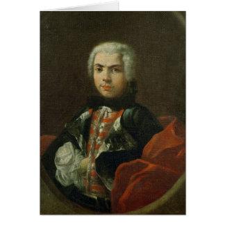 Carlo Broschi 'Il Farinelli' Card