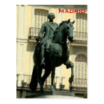 Carlos III Postcard