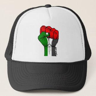 Carlos Latuff's Palestinian Fist Cap