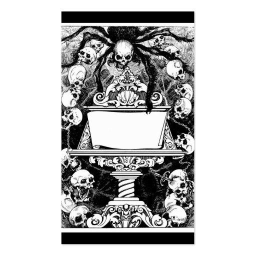 Carlos Neve, Book Illustration circa 1947 Mexico Business Card