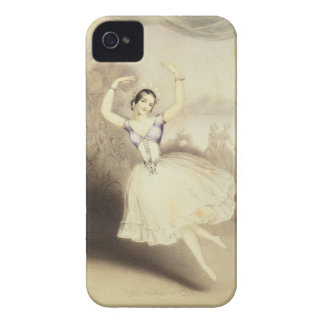 Carlotta Grisi (1819-99) in the Ballet of the Peri Case-Mate iPhone 4 Case