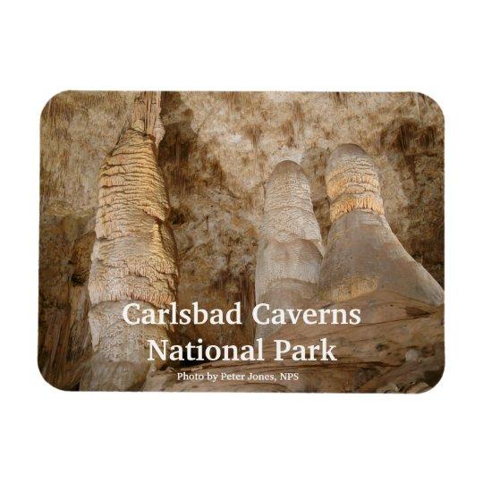 Carlsbad Caverns National Park Magnet