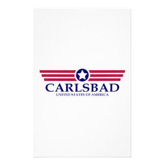 Carlsbad Pride Personalised Stationery