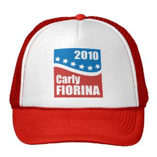 Carly Fiorina 2010 Trucker Hats