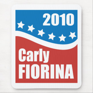 Carly Fiorina 2010 Mouse Pad