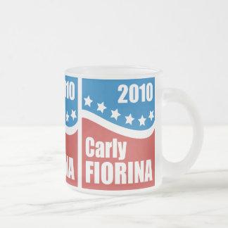Carly Fiorina 2010 Mug