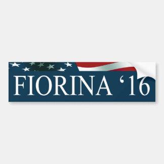 Carly Fiorina 2016 Bumper Sticker