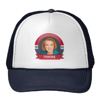 Carly Fiorina for President 2016 Cap