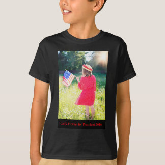 Carly Fiorina for President 2016 T-Shirt