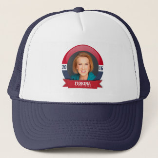 Carly Fiorina for President 2016 Trucker Hat