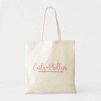 Carly Phillips Tote Bag