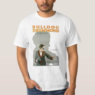 Carlyle Blackwell Bulldog Drummond 1922 film Tee Shirt