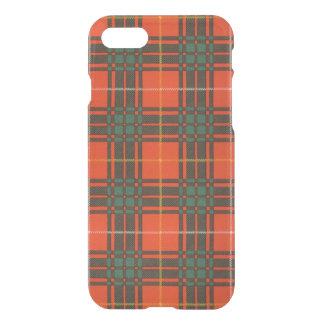 Carlyle clan Plaid Scottish kilt tartan iPhone 8/7 Case