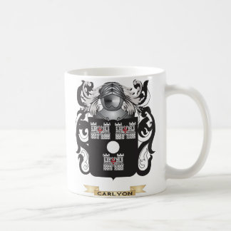 Carlyon Coat of Arms (Family Crest) Mugs